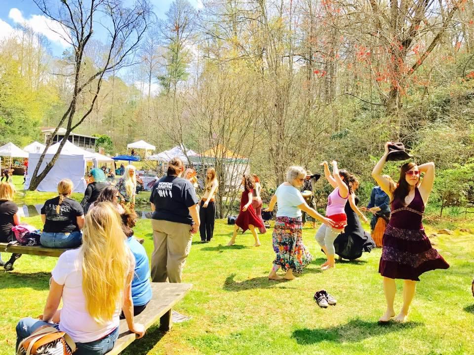 Community Festivals.